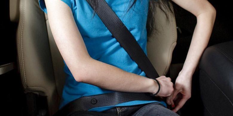 GM kembangkan Belt Assurance System yang akan mengunci transmisi sebelum penumpang depan memasangnya.