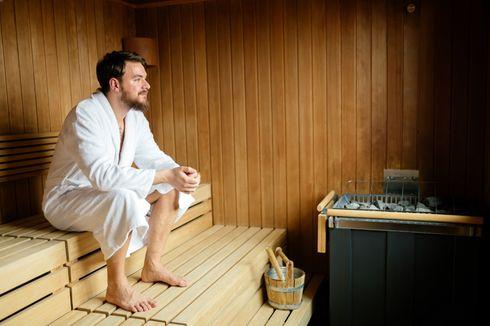 Begini Cara Sauna Membersihkan Kulit