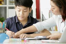 Curahan Hati Guru dan Orangtua soal Pembelajaran Jarak Jauh