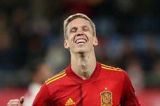Cetak Gol Debut Bersama Spanyol, Dani Olmo Ingin Main di Euro 2020
