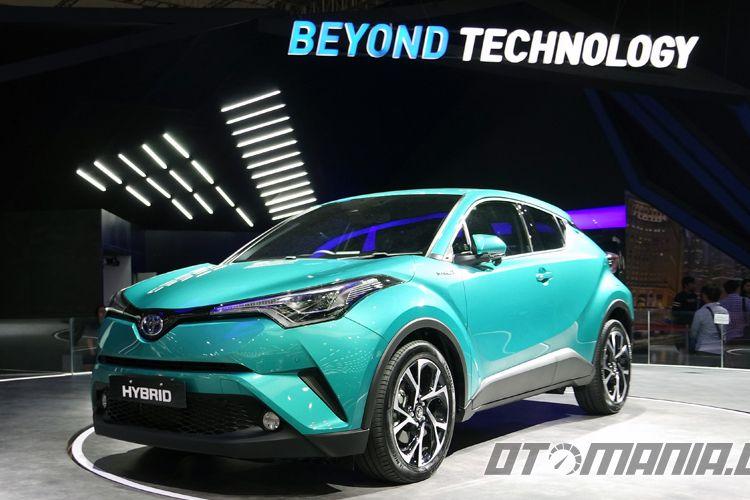 H R Auto >> Harga Toyota C Hr Hibrida Tembus Setengah Miliar Rupiah