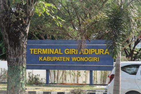 Menengok Terminal Bus Giri Adipura, Terminal Bertipe A di Wonogiri