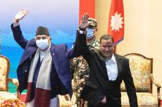 Resmi, Pemerintah Nepal dan Pemberontak Komunis Akhirnya Berdamai