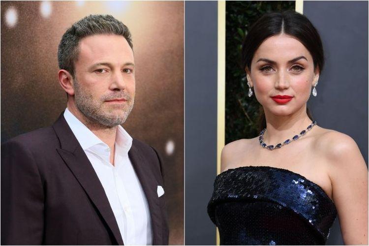Ben Affleck disebut tengah menjalin hubungan spesial dengan aktris Ana de Armas