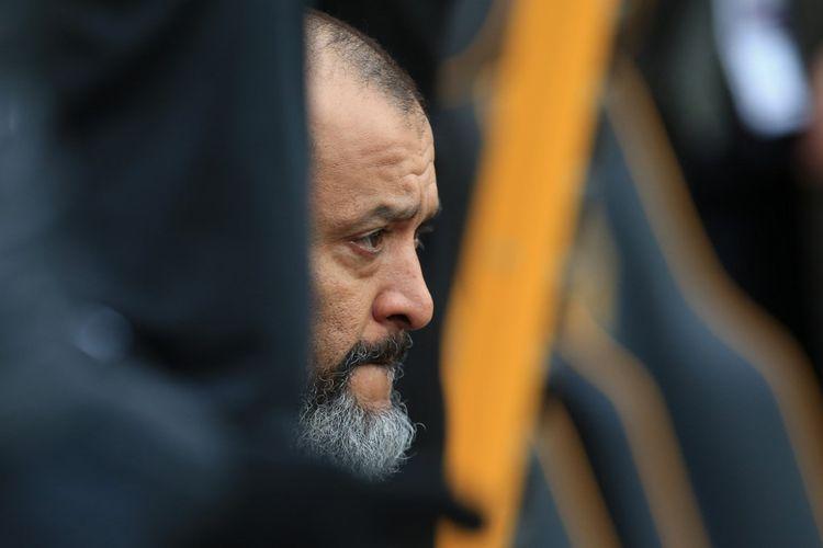 Pelatih Wolverhampton Wanderers, Nuno Espirito Santo.