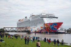 April 2018, Genting Dream Cruise Berlabuh di Jakarta dan Surabaya