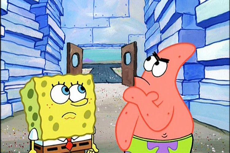 Film animasi Spongebob Squarepants