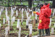 UPDATE 25 Maret: Angka Kematian Covid-19 Lewati 40.000