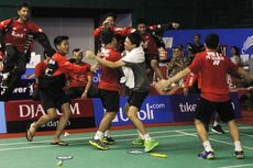 PB Djarum Kudus Raih Piala Liem Swie King di Superliga Junior