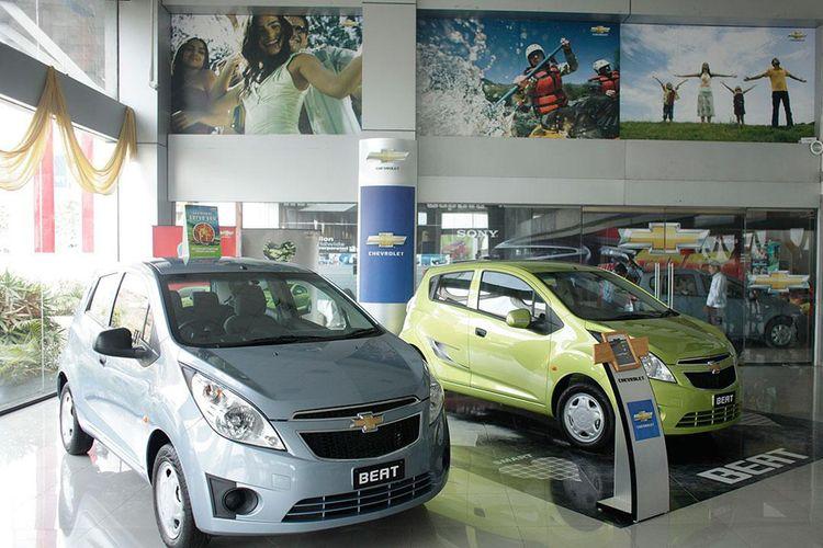 Merek Chevrolet di India bakal hilang dari peredaran.