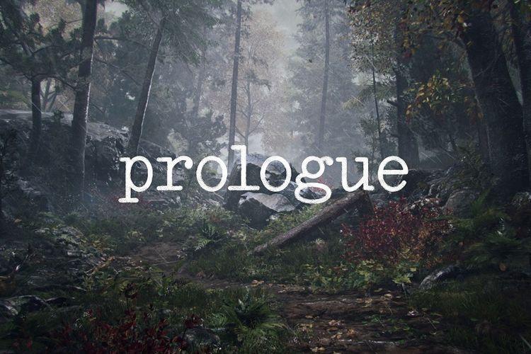Ilustrasi game Prologue.