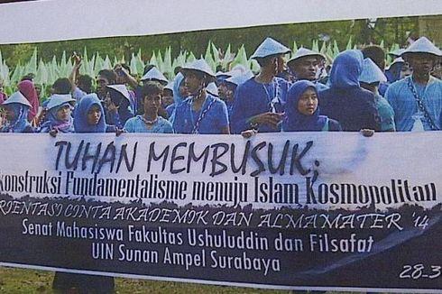 Dosen UIN Surabaya Bela Mahasiswa Pembuat Tema
