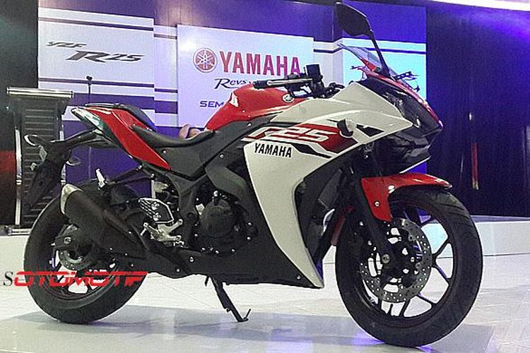 Harga Bekas Yamaha R25 Dan New R25