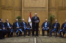 Adli Mansour Dilantik Menjadi Presiden Interim Mesir