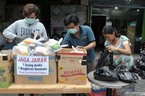 Begini Cara Dapatkan Bansos untuk Warga yang Terdampak PSBB di Jakarta