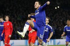 Eden Hazard Berharap Arsenal Lolos ke Perempat Final