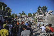Korban Tewas akibat Gempa Kuat di Haiti Capai 1.297 Jiwa