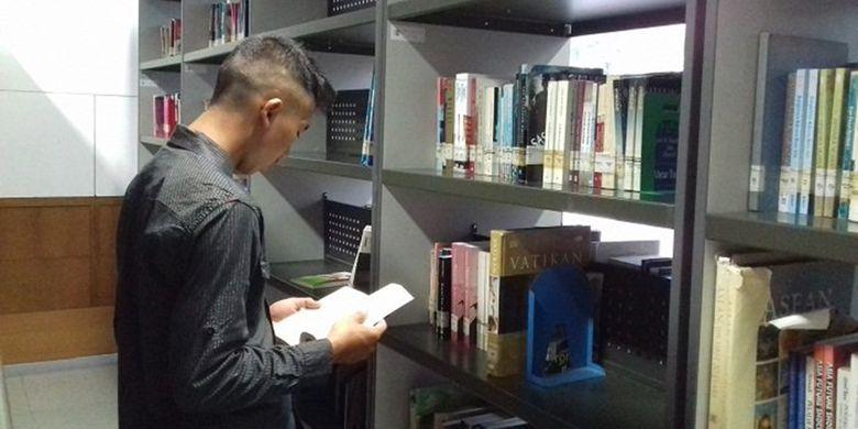 Perpustakaan Bung Karno di Blitar, Jawa Timur.