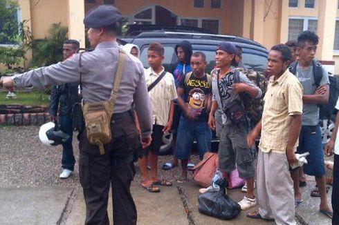 Polisi Gagalkan Penyelundupan 14 TKI ke Malaysia