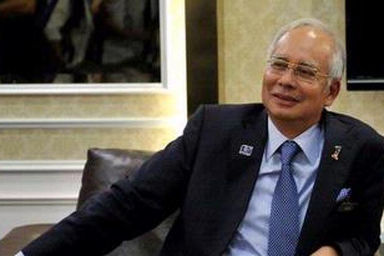 Perdana Menteri Malaysia, Najib Razak.