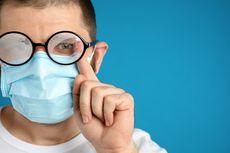 Studi soal Orang Berkacamata dan Tingkat Risiko Terpapar Covid-19