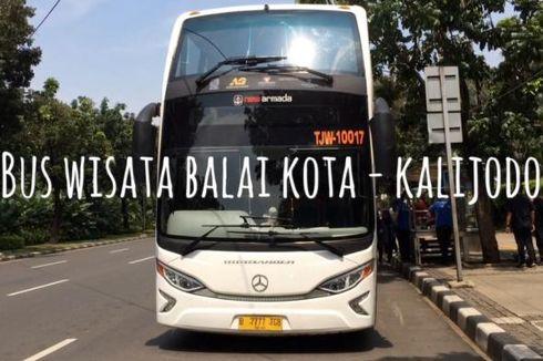 Menjajal Bus Wisata Rute Balai Kota - Kalijodo