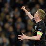 Gelandang Man City De Bruyne Ingin Liga Inggris Segera Dihentikan