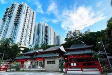 Kasus Covid-19 Singapura Pecah Rekor, Lansia Diminta Tidak Kunjungi Rumah Ibadah