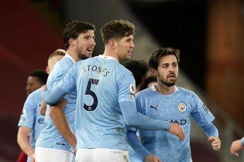 Legenda Timnas Inggris: Man City Calon Tunggal Juara Premier League