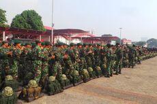 Panglima TNI: Ada yang Nekat Bawa Peluru Tajam, Komandannya Saya Gantung