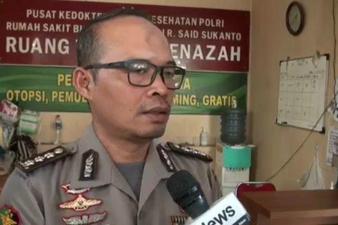 RS Polri Periksa Dugaan Racun pada Tubuh Dua Jenazah yang Dibakar di Sukabumi