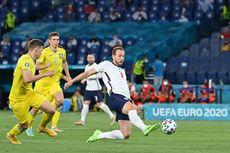 Star of The Match Ukraina Vs Inggris: Malam Fantastis Harry Kane...