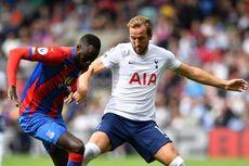 Hasil Liga Inggris: Rekor Sempurna Tottenham Dirusak Crystal Palace