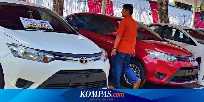 Komparasi Harga Mobil Bekas Sedan Murah Dijual Mulai Rp 170 Jutaan