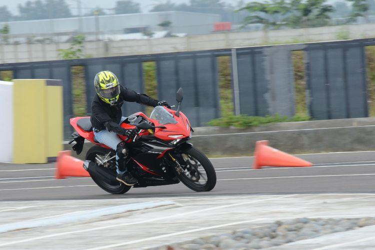 Test ride Honda All New CBR150R