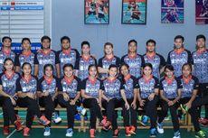 Tim Piala Sudirman Indonesia Siap Tempur