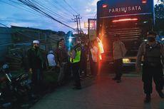 Bus Pembawa Simpatisan FPI dari Serang ke Jakarta Diminta Putar Balik