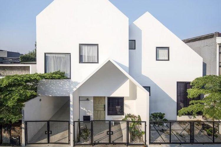Viral Desain Rumah Minimalis Arsitek Ini Ungkap Gagasannya