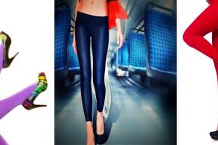 Benarkah Celana Legging Ketat Tingkatkan Keinginan Pria Untuk Berselingkuh