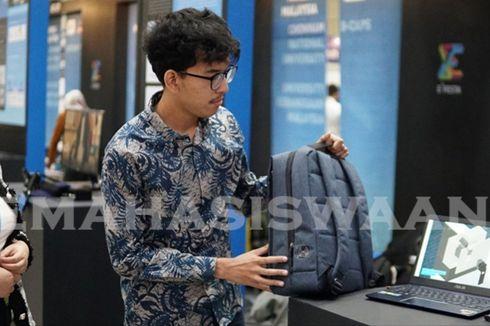 Tas Anti Copet Karya Mahasiswa ITB Raih Penghargaan di Korea Selatan