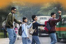 Sinopsis Film Jingga, Persahabatan Empat Musisi Remaja Tunanetra