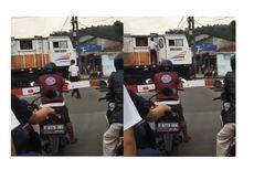 Ini Alasan Kereta di Sukabumi Berhenti di Perlintasan hingga Masinis Dituduh Beli Makan di Warung