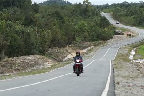Sah, Kontrak Preservasi Jalintim Riau Rp 585,3 Miliar Ditandatangani