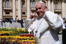 Paus Fransiskus Bersedia Hadapi Trump untuk Menentang Tembok Perbatasan