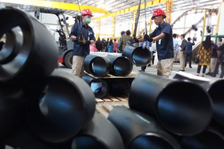 Ekonomi Kepulauan Riau (Kepri) tumbuh menguat sebesar 5,48 persen year to year (yoy) pada triwulan IV/2018. Pertumbuhan ekonomi ini meningkat dibandingkan triwulan III/2018 sebesar 3,74 persen (yoy).