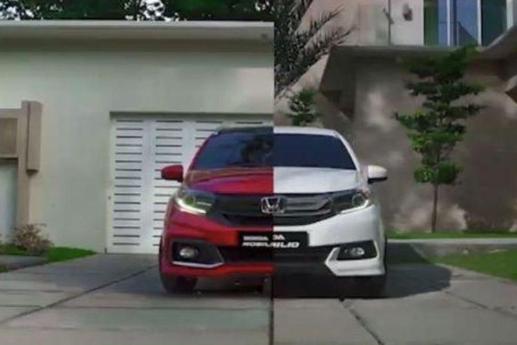 Teknologi 360 derajat untuk mendukung penjualan online Honda.