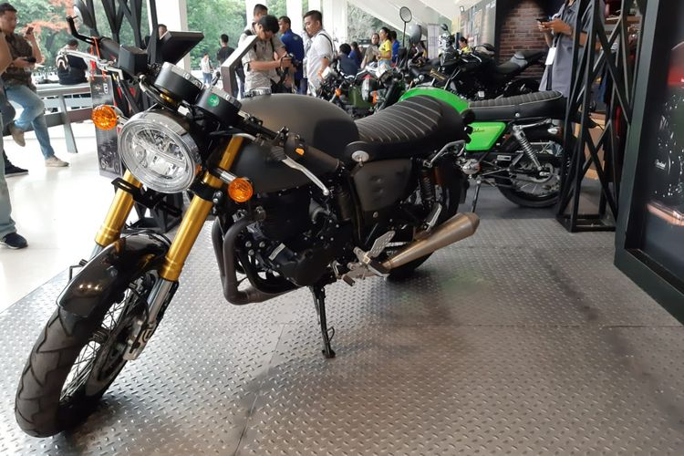 Cleveland Cyclewerks Ace 400 Scrambler