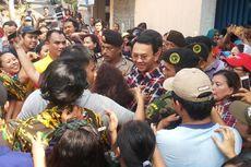 Di Pondok Kopi, Ahok Keluhkan Pengamanan Satgas Partai