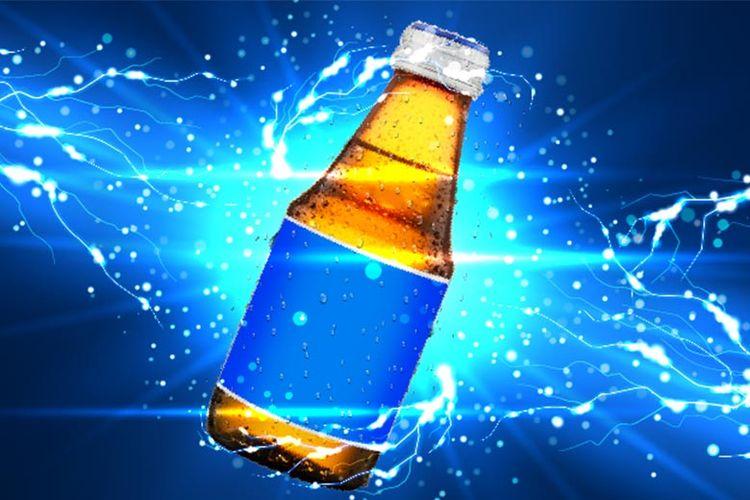 Selain menambah tenaga, minuman berenergi (energy drink) memiliki sederet manfaat bagi tubuh. (Dok. salah satu produk minuman energi)