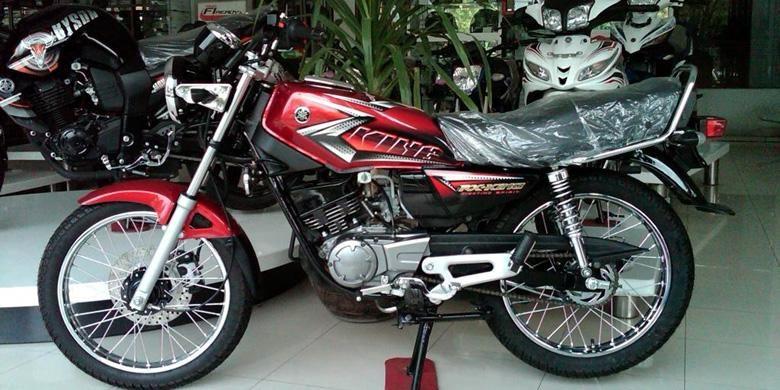 Yamaha RX-King menjadi salah satu sepeda motor yang bisa dijadikan investasi.
